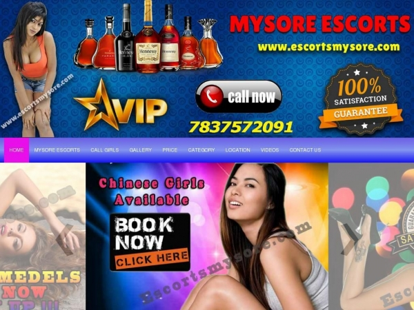escortsmysore.com