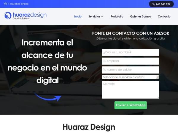 huarazdesign.com